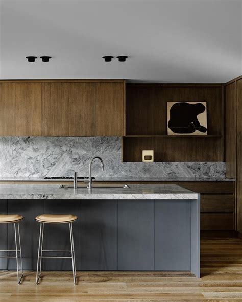 gray kitchen island flack studio david flack on instagram our second