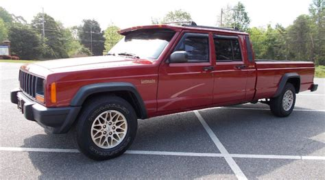 comanche jeep 4 door ebay find four door jeep comanche