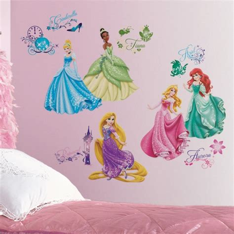 princess stickers for walls disney princess quotes wall quotesgram