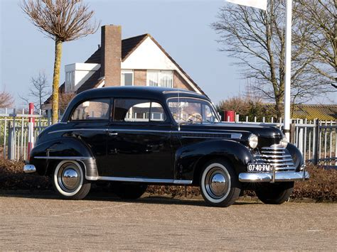opel olympia 1952 1952 opel olympia information and photos momentcar
