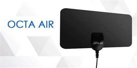 octa air octa air by smart tv123 antenna is now available at