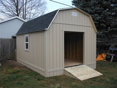 barn roof sheds wisconsin storage shed builders