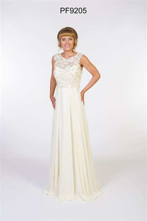 Wedding Dresses Prom Style by Prom Style Pf9205 Katys Company Wedding Dress Shop