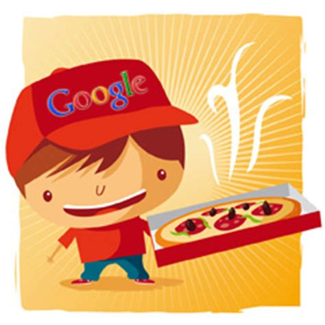 google images pizza why brin page really started google their pizza