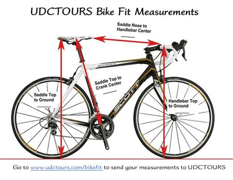 road bike diagram undiscovered country tours bike fitting