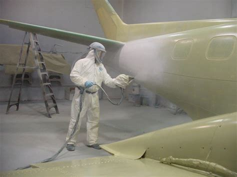 Aircraft Painter by Aircraft Painting Sunquest Air Specialties Inc