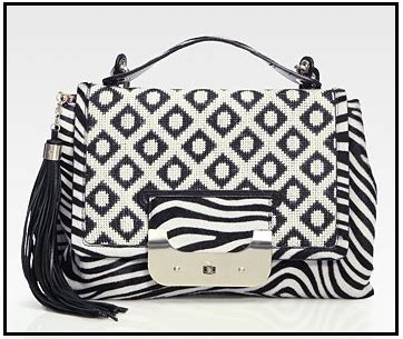 Diane Furstenberg Fall 2007 The Bag Snob by Diane Furstenberg Haircalf Day Bag