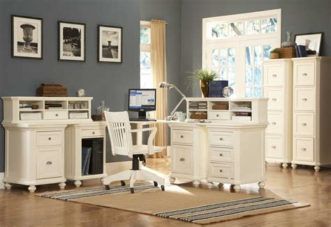 homelegance corner office white 8891w coffice at