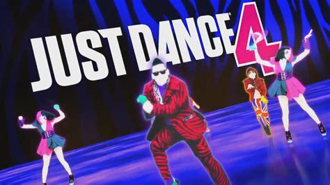 Game World: Just Dance 4