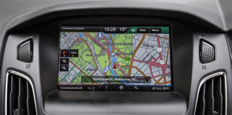 ford focus map update ford australia offering free map updates