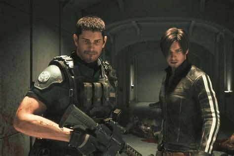 Film Animasi Resident Evil   resident evil vendetta sekuel terbaik dari film animasi