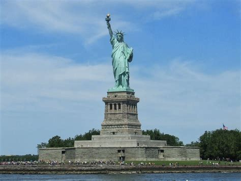 statue of liberty statue of liberty new york tourist destinations