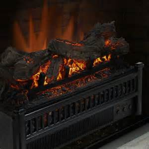 pleasant hearth black electric fireplace logs heater with