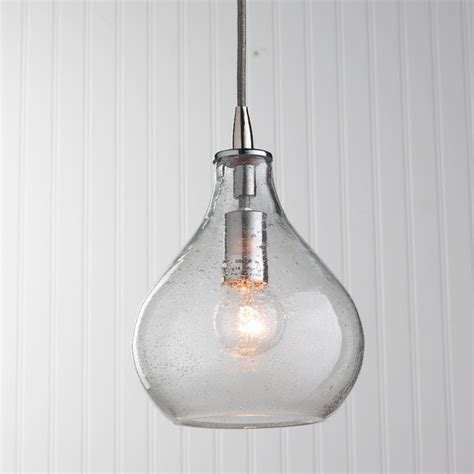 Glass Light Pendants Teardrop Glass Pendant 4 Colors Pendant Lighting By Shades Of Light