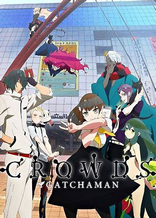 Anime Tv G by 32 Best Gatchaman Crowds Images On Gatchaman