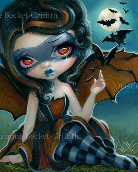 Pipistrello Bat Fairy   Jasmine Becket Griffith bats