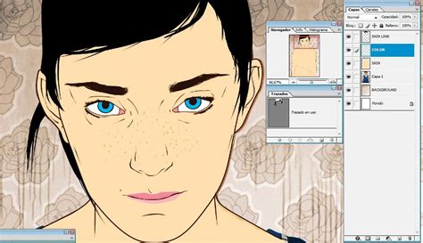 tutorial adobe photoshop cs3 vector photoshop tutorial create vector portraits in photoshop