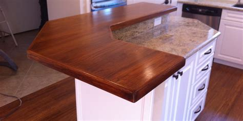 Walsh Countertops by Wood Countertop For Tierrasanta Kitchen Remodel San