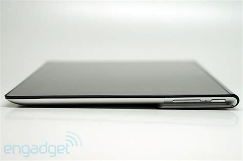 Sony Tablet S Second sony xperia tablet s review sony s second android slate has a slimmer design faster guts