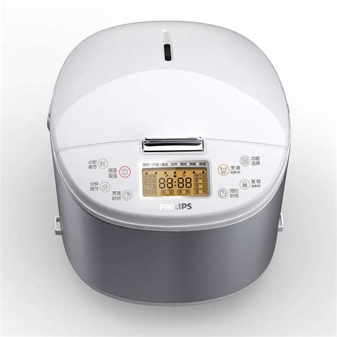 Pasaran Rice Cooker Philips avance collection sensor touch rice cooker hd3077 03 philips