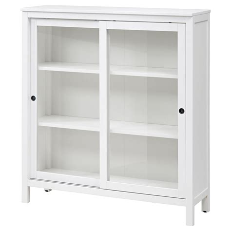ikea hemnes glass door cabinet hemnes glass door cabinet white stain 120 x 130 cm ikea