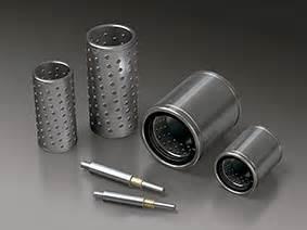 lade lineari kogelgeleider kleine kastjes voor aan de muur