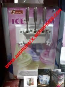 Mesin Es Krim 3 Tuas Fomac seputar plastik dan mesin packaging