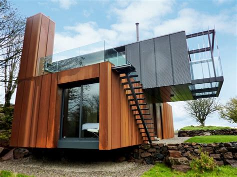 grand designs shipping container home  patrick bradley metal building homes