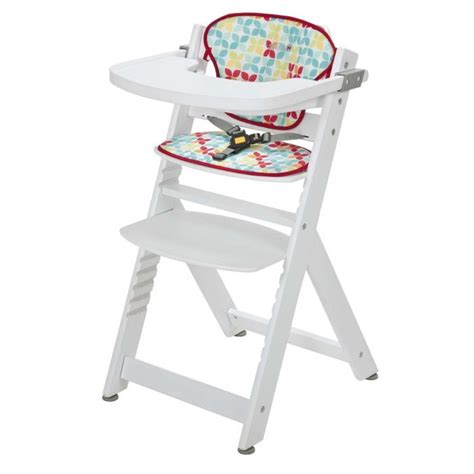 chaise haute safety safety 1st chaise totem coussin playtime blanc blanc