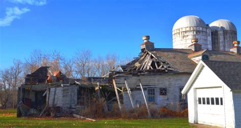 Clifton Springs Sanitarium Company Barn   Clifton Springs, NY