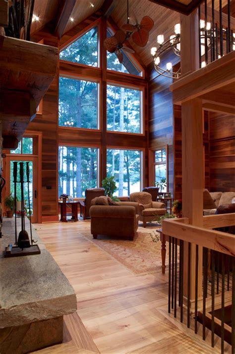 cedar living room 70551 ontario traditional living room toronto by lindal cedar homes