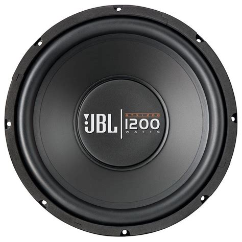 Speaker Subwoofer Jbl 12 jbl cs 1200 si 12 inch car audio subwoofer speakers 1200 watt price in india buy jbl cs 1200