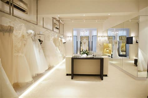 Dress Shop by 10 Bridal Boutiques In Singapore That You Must The