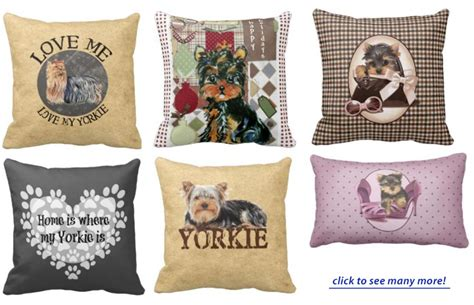 yorkie pillow terrier pillows yorkie tapestry throws