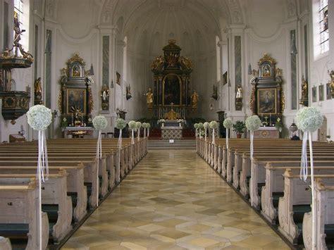 Kirchendekoration Hochzeit by Blumen Schmidt Bildergalerie