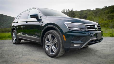 2019 Volkswagen Tiguan Review by 2019 Vw Tiguan New Review Car Review 2019