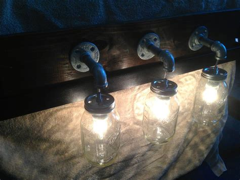 wood bathroom light fixtures primitive rustic mason jar hanging light fixture country