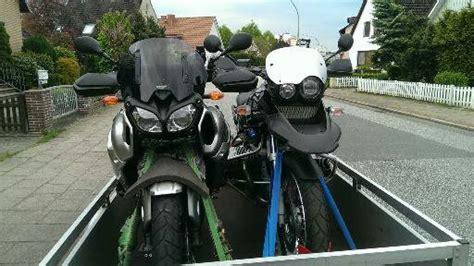 Motorrad Anh Nger Festzurren by Gr 246 223 E Kasten Anh 228 Nger F 252 R 2 Motorr 228 Der Seite 2