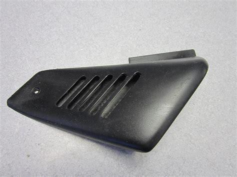 green bayliner cer cover bayliner capri forward left black window plastic trim