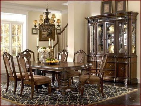 Modern Round Dining Room Tables by Dining Room Sets Formal Dining Room Sets Youtube