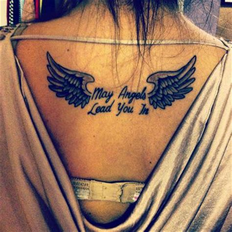 angel tattoo ct quot i got this tattoo done by sean at gasoline alley tattoo