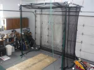 Garage Batting Net by Broad View 2 Photo By Shaank0 Photobucket