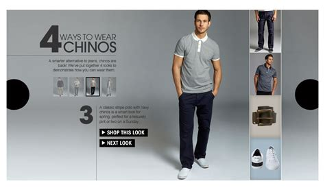 how to wear chinos burton menswear