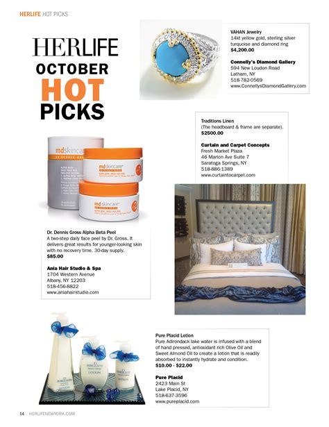 October Picks by October Picks Capital Adirondack New York Magazine