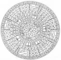 mandala coloring pages complicated free coloring pages of complicated
