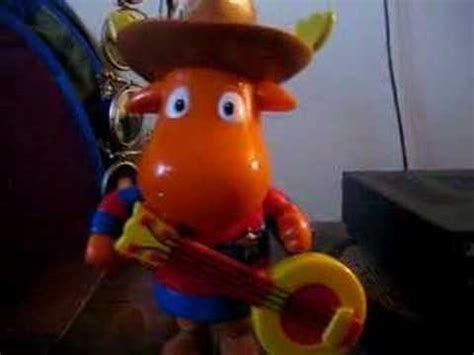 Backyardigans Cowboy Tyrone The Singing Cowboy