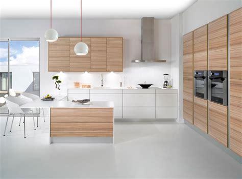 cuisine moderne blanc et bois deco cuisine bois et blanc chaios com