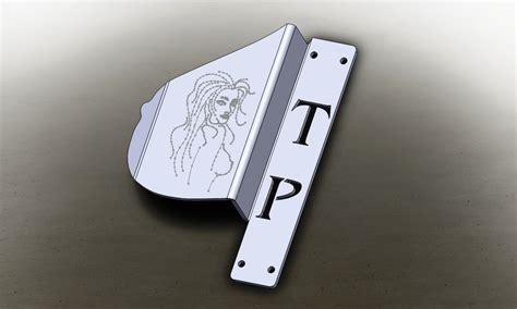 door handle   concept   cad model library grabcad