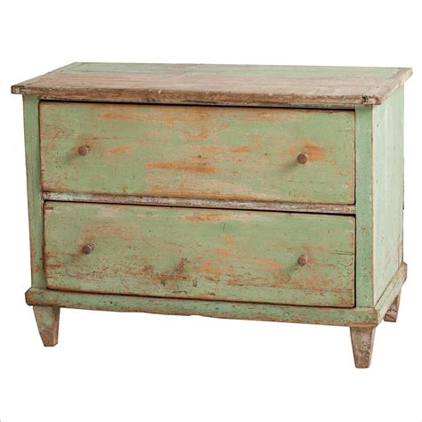 Green Chest Of Drawers by Green Painted Chest Of Drawers Circa 1820 At 1stdibs