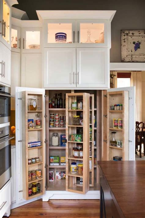 28 kitchen walk in pantry 35 clever ideas to help organize your kitchen pantry